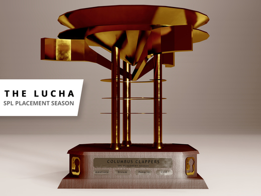 The Lucha Trophy (Team with best overall record)