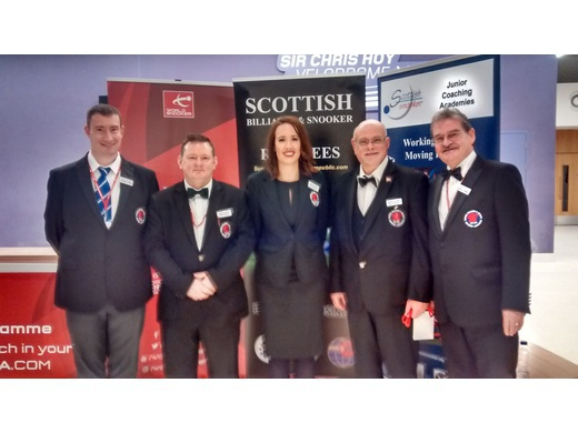 SCOTTISH OPEN AT THE EMIRATES ARENA