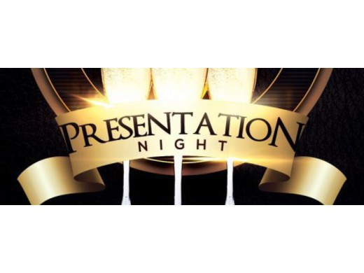 PRESENTATION NIGHT PHOTOS 2018