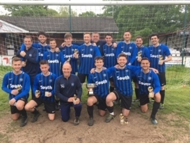 South Mcr 2nd - Tony Cup Winners 2018-19