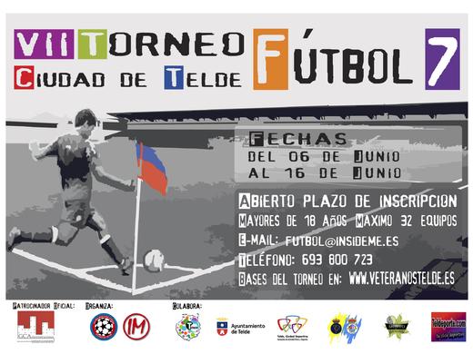 VII Torneo Fútbol 7 Ciudad de Telde