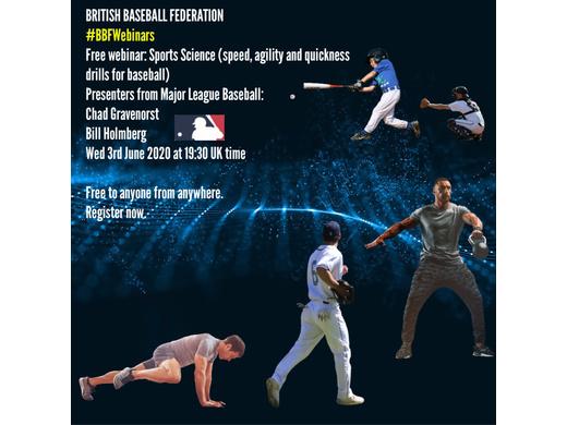 Free Webinar: Sports Science
