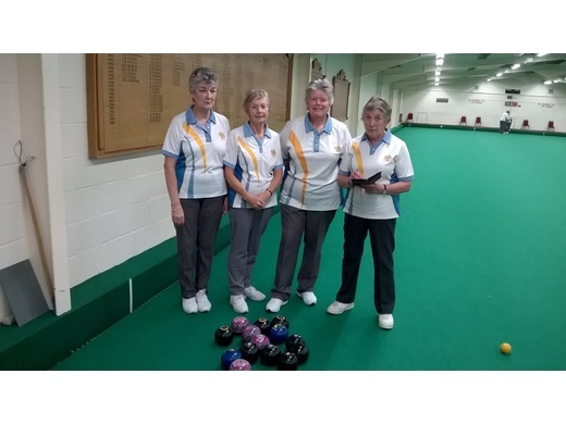 Catherine King and Jan Roberts win all Madeira tie in National Pairs
