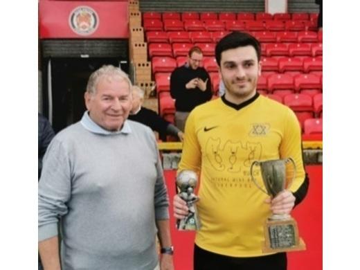 Ben Kersh (Haroldeans) - Player of the Year