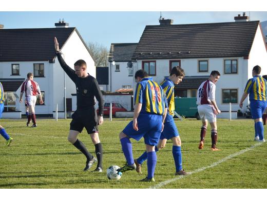Thursday Mayo League Action