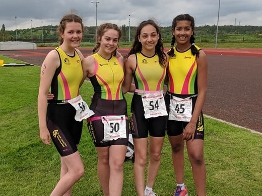 Stourport Duathlon Results and Thanks