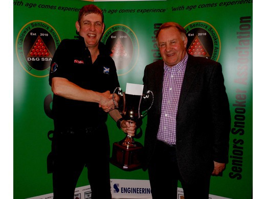 Billiards Champion: Paul Whelan