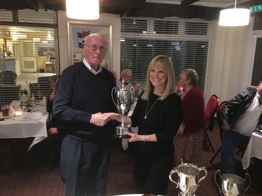 Debbie Shelley, Hall Cup For Ladies Champion