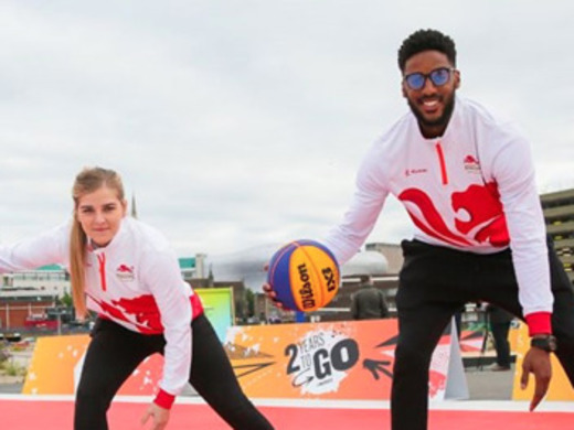 3x3 Unveiled for Birmingham 2022 Commonwealth Games