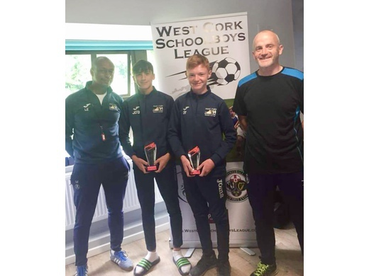West Cork Kennedy Cup players honoured