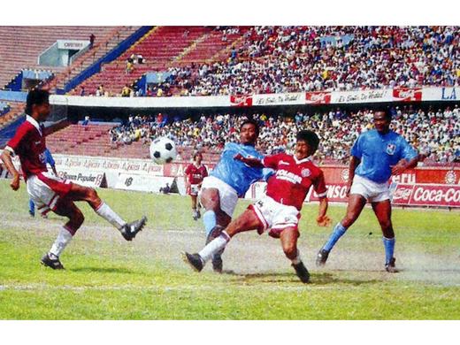 Liguilla Regional II 1991 (rival el Sporting Cristal).