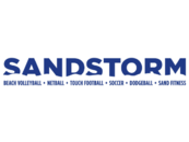 Sandstorm Beach Club - Logo