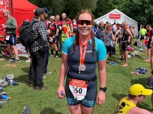 Jessica Beasley - Cotswold 113.5