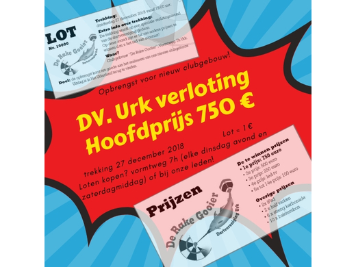 Grote December Verloting!