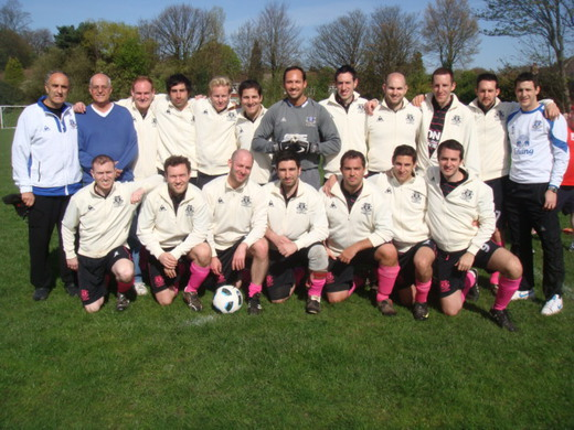 2010-11 Republic of Mancunia (MJSL Runners-Up)