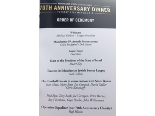 Order of Ceremony