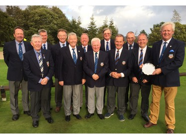 Seniors' Channel League Champions 2017 - Devon