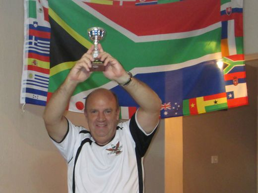CHALLENGE CUP : Clifford Graaff 23 May 2015