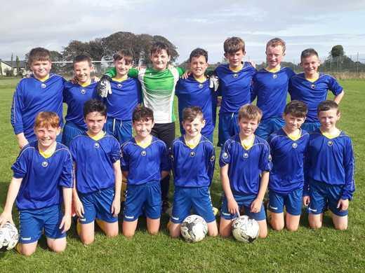 Kilmichael Rovers U12 - 2019 Season