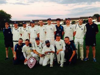 Congratulations to Denton St Lawrence 1st XI champions
