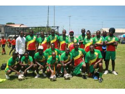 The GFA Youth Development a must.
