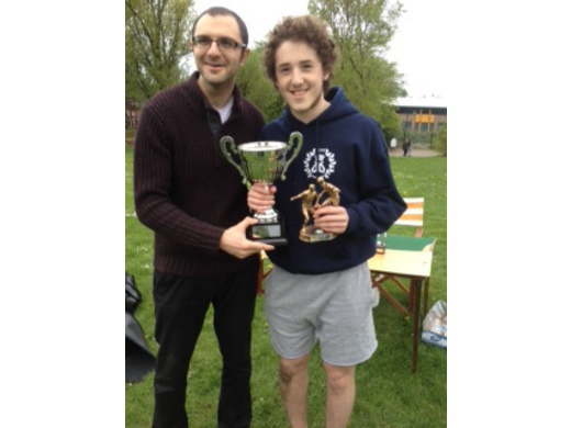 2014-15 MJSL Young Player of the Year - Harry Landey (Leeds Maccabi)