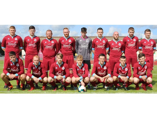 NEFL Team 2017/18