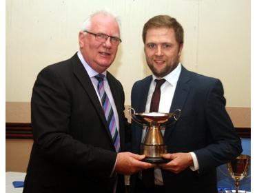 2015 - Glossop 2nd XI - H Hulme Trophy Winners