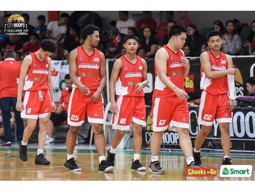 Crossover Sports Canada dominates SMART City Hoops Challenge Cup in Manila