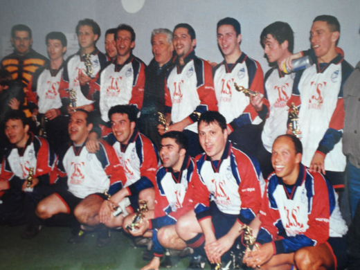 1996-97 Armyfields (Bank Hapoalim Runners-Up)