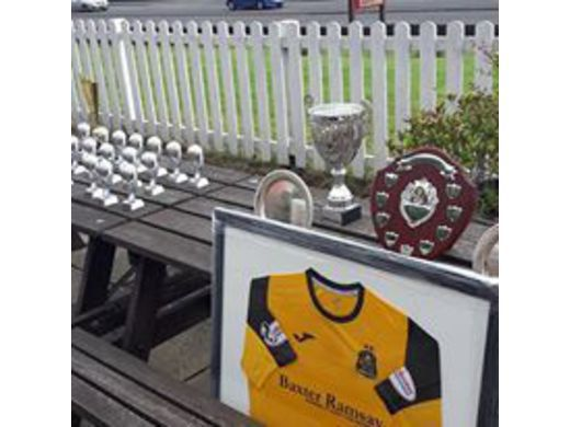Champions Presentation night goodies 2015-2016
