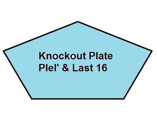 Knockout draws