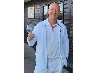 2020 - Open Singles Finalist - Ray Farrant (Stoke-by-Clare)
