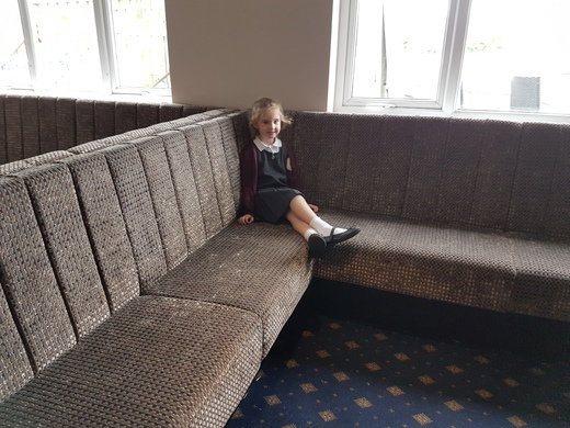 Groves suite seating