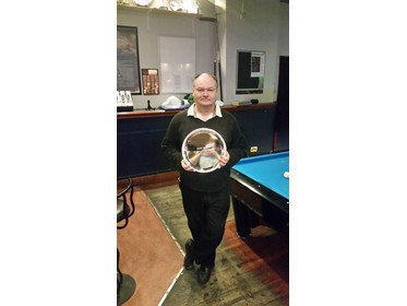 Rack N Roll 10 Ball League Winner 2016 - Mick Jones