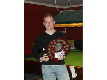 Al Ward Winner - Martin Ray