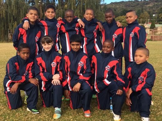 U12 Team Members