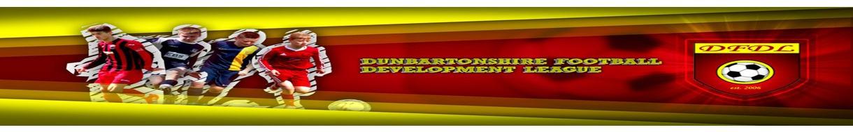 Dunbartonshire Football Development League