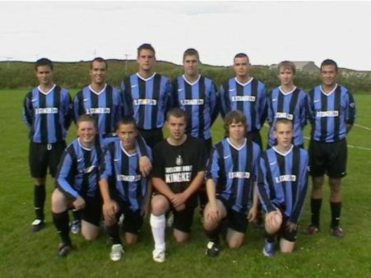 RENDALL FC - 22nd August 2008