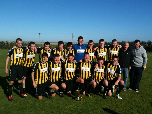 Rovers 5 Stromness 1