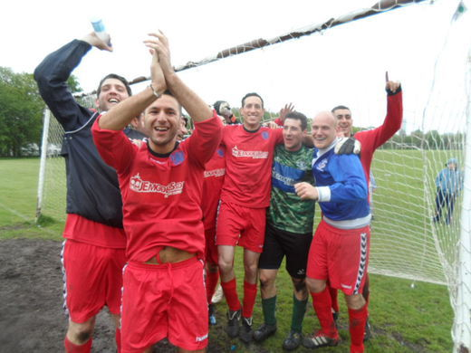 2012-13 Republic of Flixton (7aside Winners)