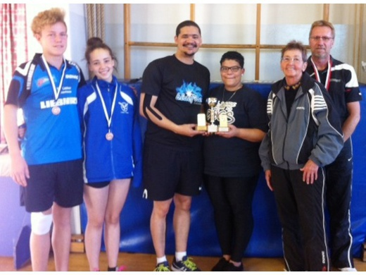 ELIMINATORS EXCEL AT THE NAMIBIAN CLOSED TABLE TENNIS COMPETITION