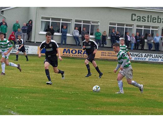 Castlebar Celtic v Glenhest Rovers - 14/07/18