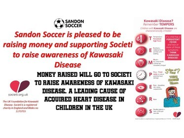 Sandon Soccer - Charity