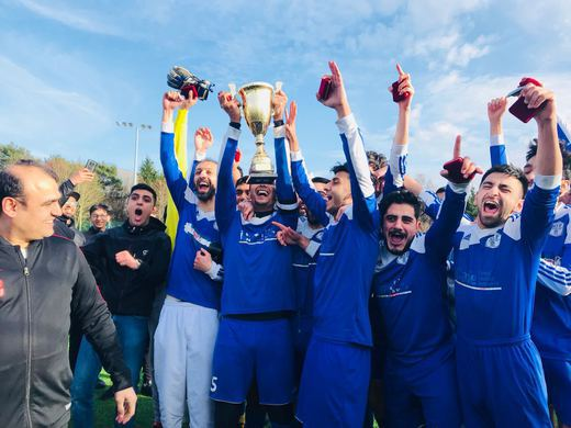 MYF are the winners of the Glen Gibbons Cup 2018