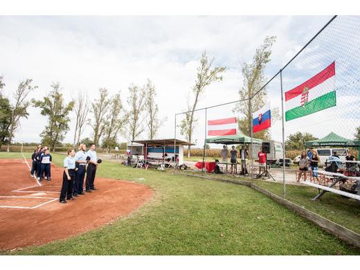 Érden rendezték a softball Duna Kupát
