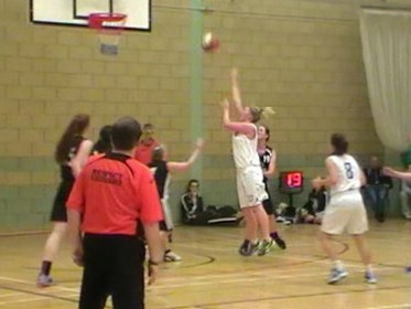 Lady Rocks v St Mirren WCS SW 2014-15