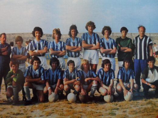 1966-67 Prestwich Casuals - Gibraltar tour