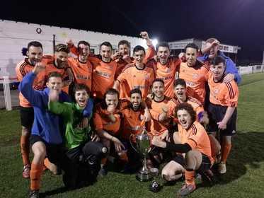 Leeds Maccabi - Shonn Final Winners 2018-19