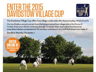 Davidstow Village Cup 2015